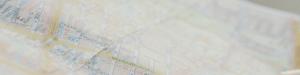 Header met Canva plattegrond / map