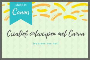 Creatief ontwerpen met Canva.com