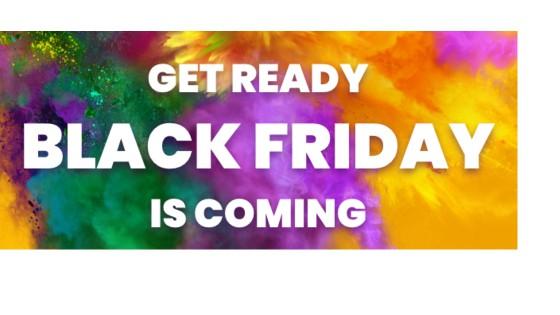 grote korting op Black Friday op Wordpress thema