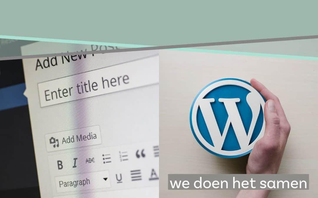Het simpelste antwoord op de vraag wat het verschil is tussen WordPress.com en WordPress.org