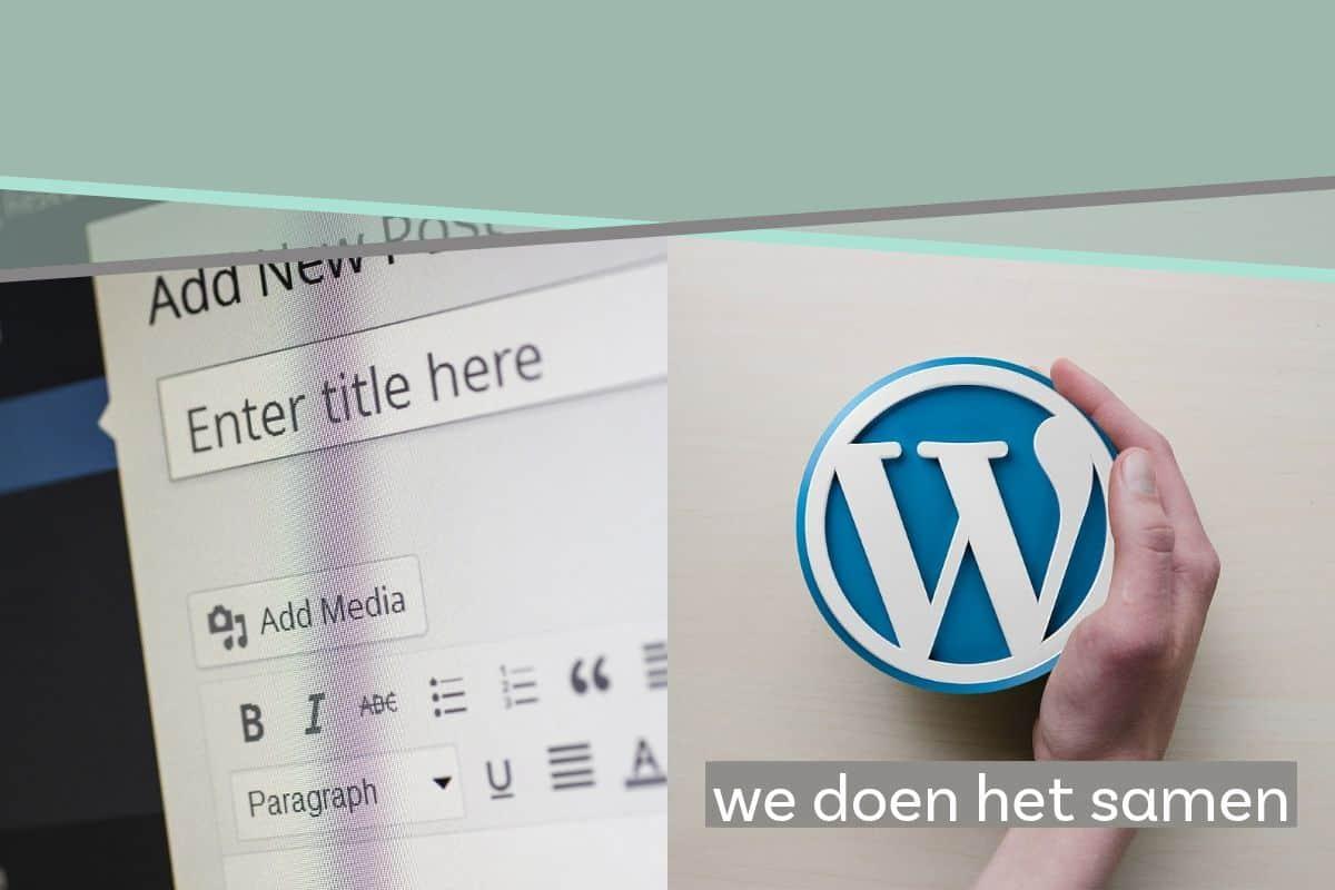 het verschil tussen wordpress.com en wordpress.org met advies