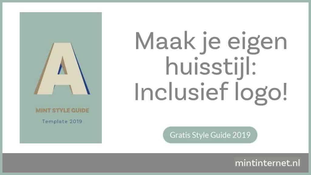 huisstijl en style guide downloaden