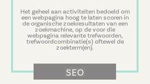 Gratis SEO Scan van je website