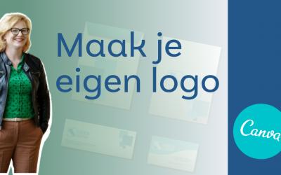 Gratis logo maken met Canva (2020)